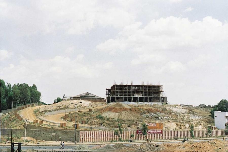 ಇಸ್ಕಾನ್ ಬೆಂಗಳೂರು ಹಳೆಯ ಚಿತ್ರ