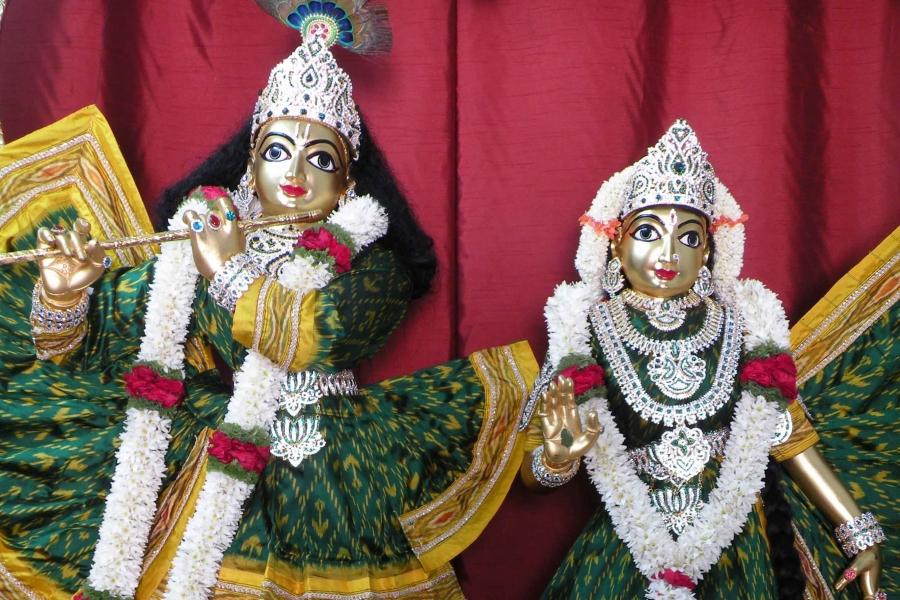 ಶ್ರೀ ರಾಧಾ ಕೃಷ್ಣ