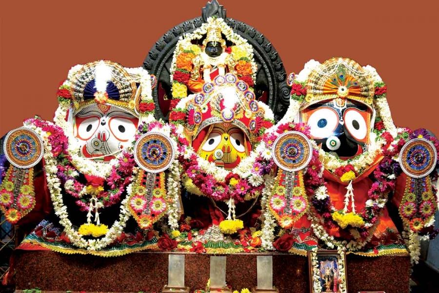 ಜಗನ್ನಾಥ ಸುಭದ್ರ ಬಲರಾಮ