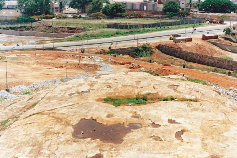 ಇಸ್ಕಾನ್ ಬೆಂಗಳೂರು ಭೂಮಿ