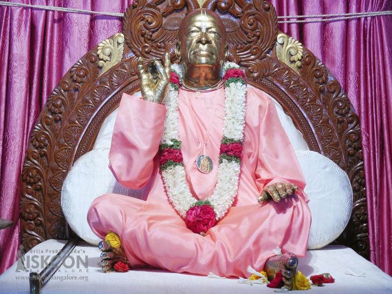 ಶ್ರೀಲ ಪ್ರಭುಪಾದ